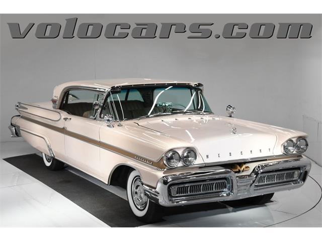 1958 Mercury Turnpike (CC-1292291) for sale in Volo, Illinois