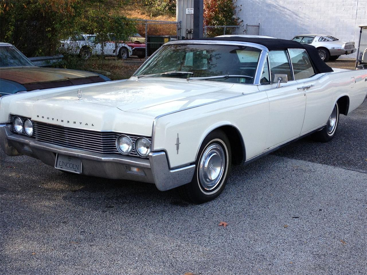 1966 Lincoln Continental (CC-1292293) for sale in Stratford, New Jersey