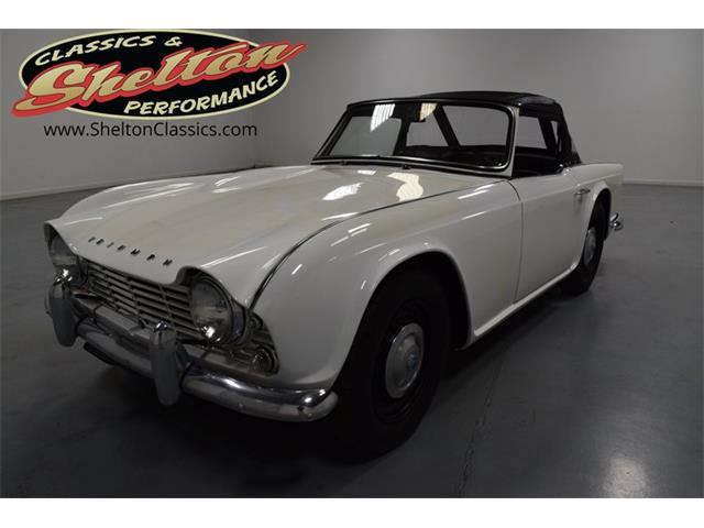 1963 Triumph TR4 (CC-1292301) for sale in Mooresville, North Carolina