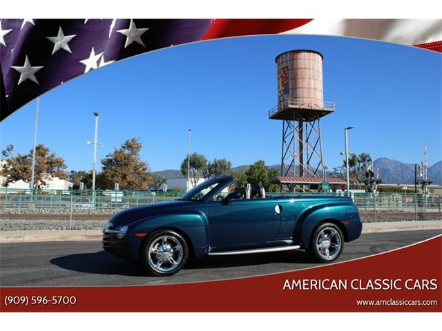 2005 Chevrolet SSR (CC-1292327) for sale in La Verne, California