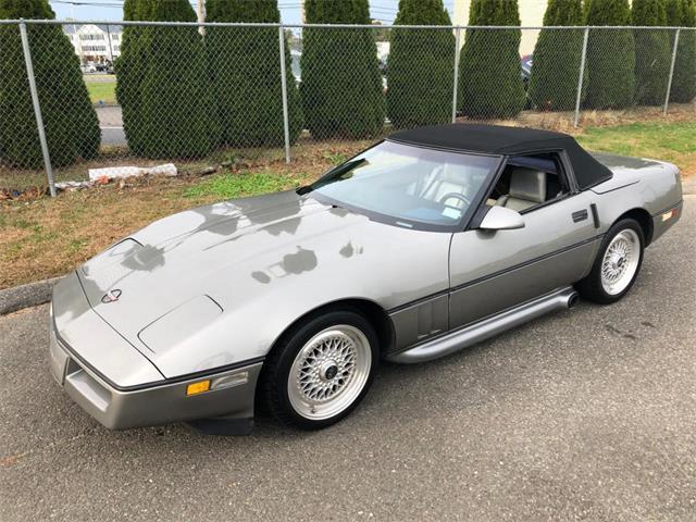 1986 Chevrolet Corvette (CC-1292333) for sale in Milford City, Connecticut