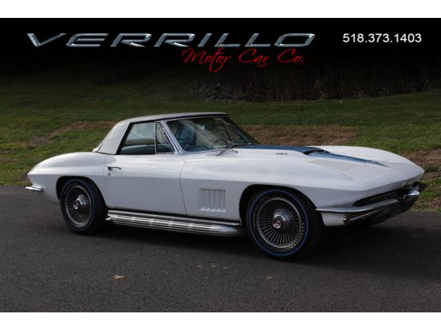 1967 Chevrolet Corvette (CC-1292340) for sale in Clifton Park, New York