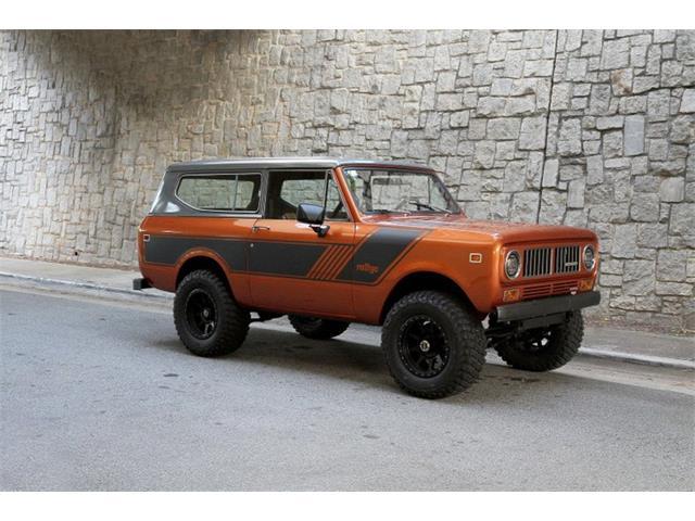 1975 International Scout (CC-1292345) for sale in Atlanta, Georgia