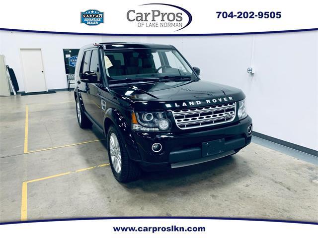 2014 Land Rover LR4 (CC-1292353) for sale in Mooresville, North Carolina