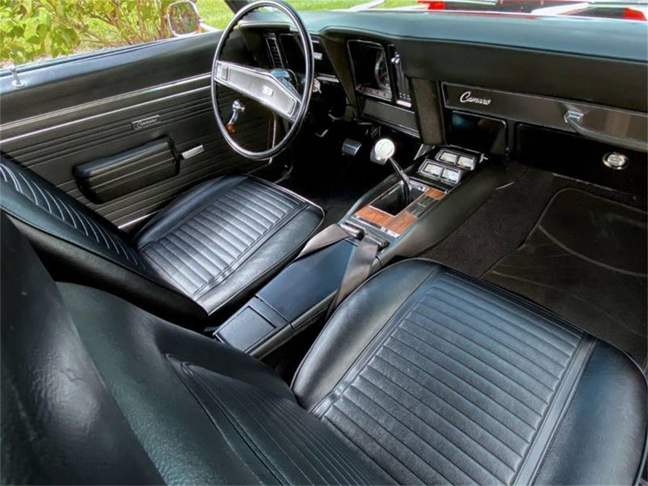 1969 Chevrolet Camaro (CC-1292361) for sale in Burr Ridge, Illinois