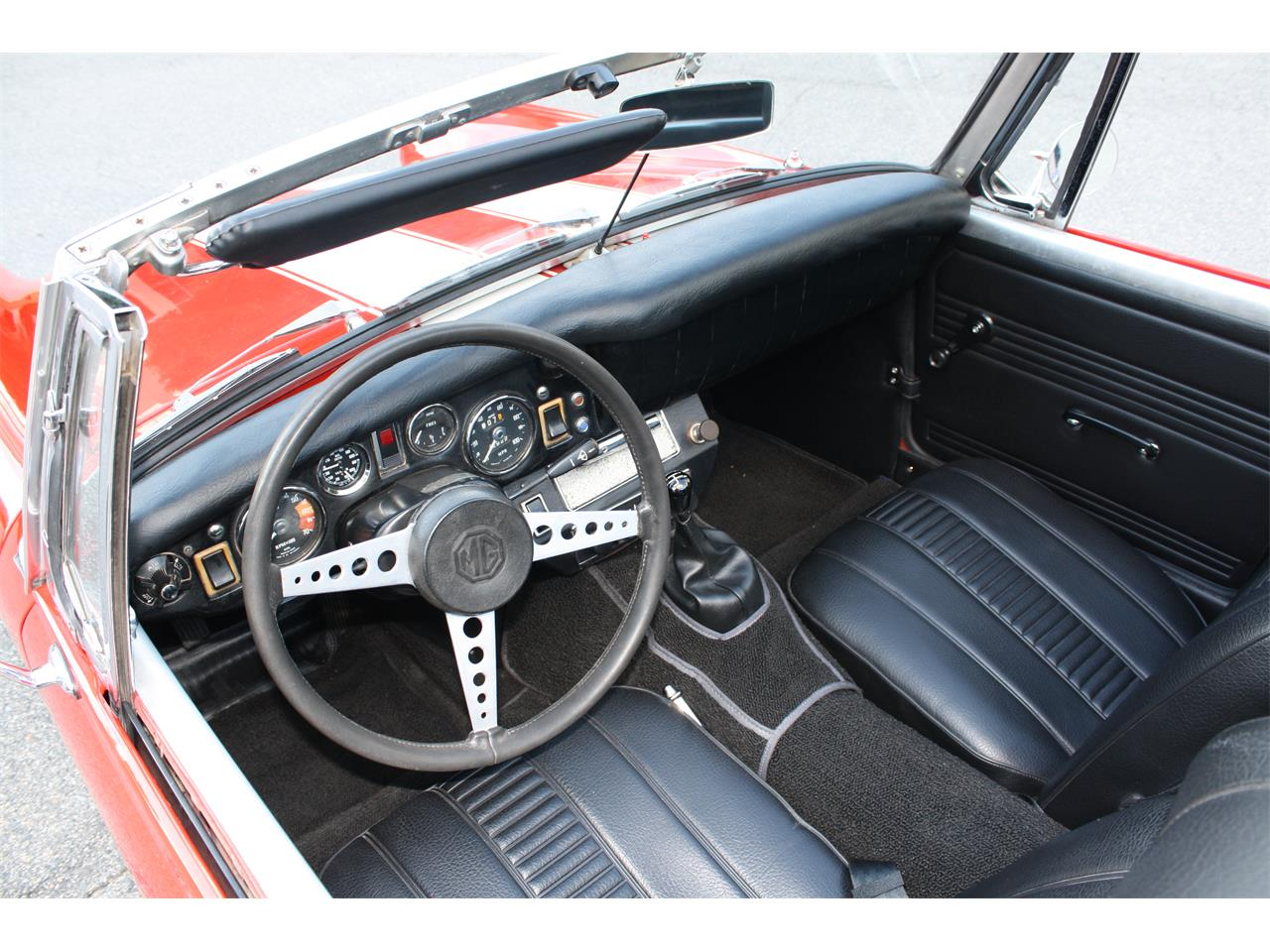 1971 MG Midget (CC-1292374) for sale in Raleigh, North Carolina