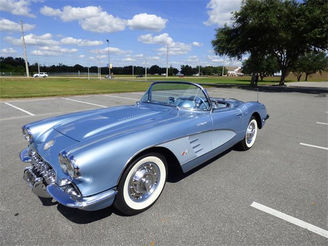 1958 Chevrolet Corvette (CC-1292390) for sale in Lakeland, Florida