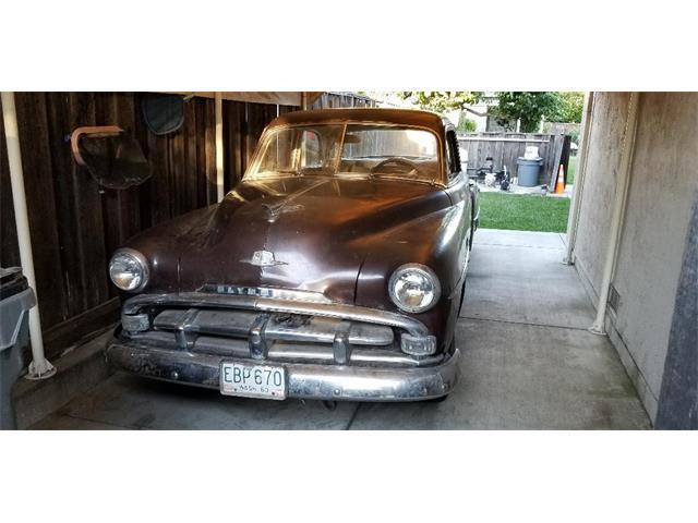 1951 Plymouth Cranbrook (CC-1292391) for sale in San Ramon, California