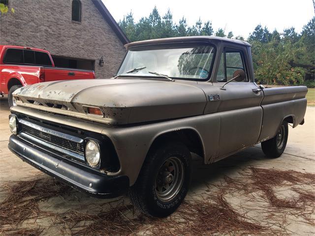 1965 Chevrolet C10 (CC-1292409) for sale in Meridian, Mississippi