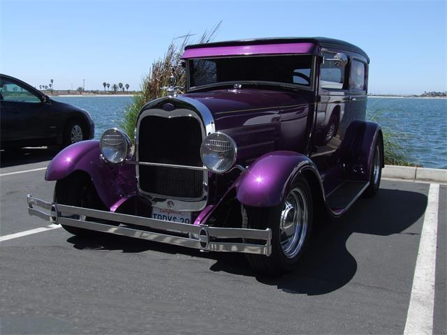 1929 Ford Sedan Delivery (CC-1292413) for sale in Alpine, California