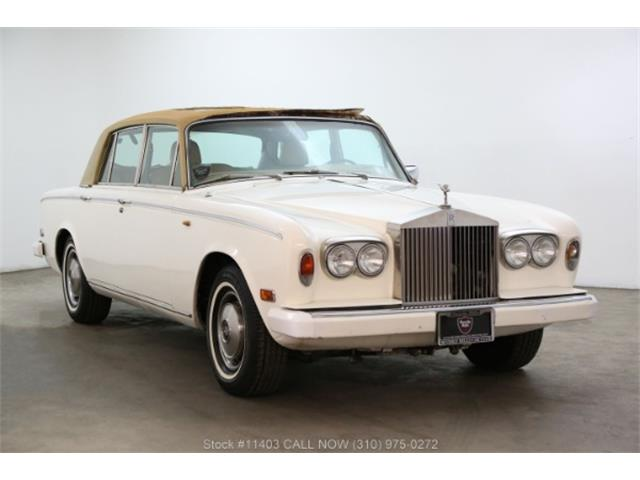 1979 Rolls-Royce Silver Shadow II (CC-1292422) for sale in Beverly Hills, California