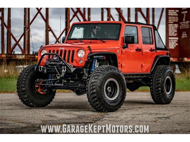 2016 Jeep Wrangler (CC-1292426) for sale in Grand Rapids, Michigan