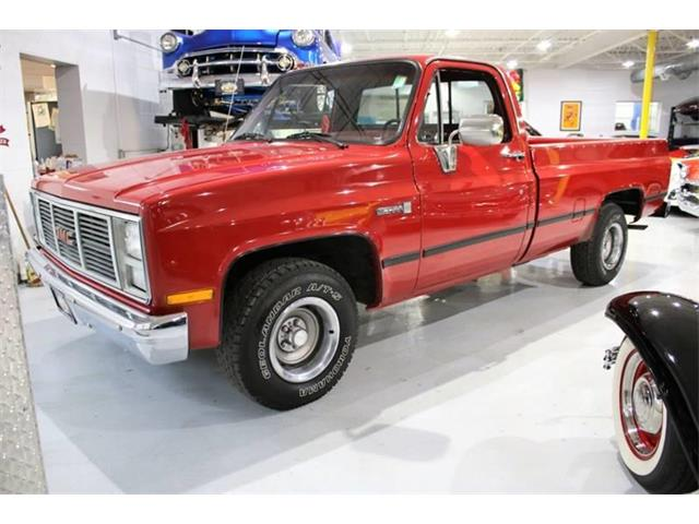 1985 GMC C/K 1500 (CC-1292437) for sale in Hilton, New York