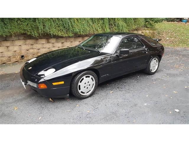 1987 Porsche 928 (CC-1292456) for sale in Clarksburg, Maryland