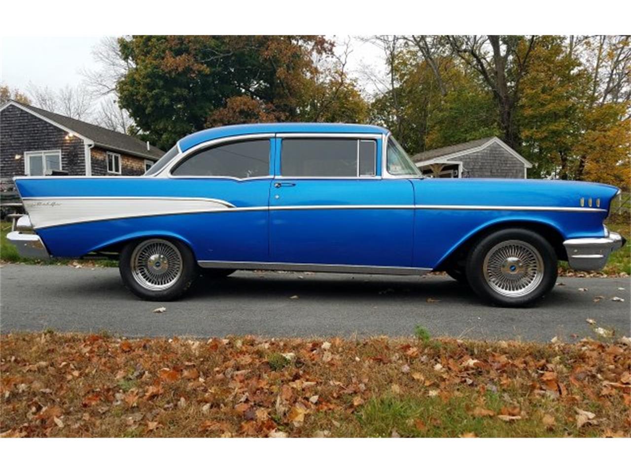 For Sale: 1957 Chevrolet Bel Air in Hanover, Massachusetts
