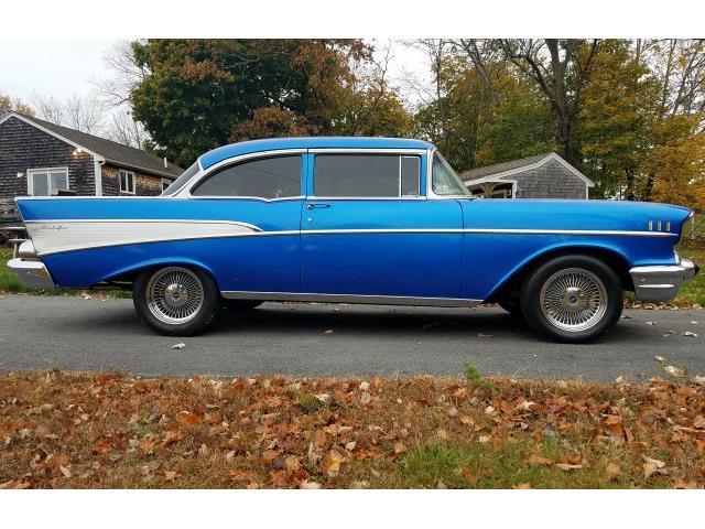 1957 Chevrolet Bel Air (CC-1292457) for sale in Hanover, Massachusetts