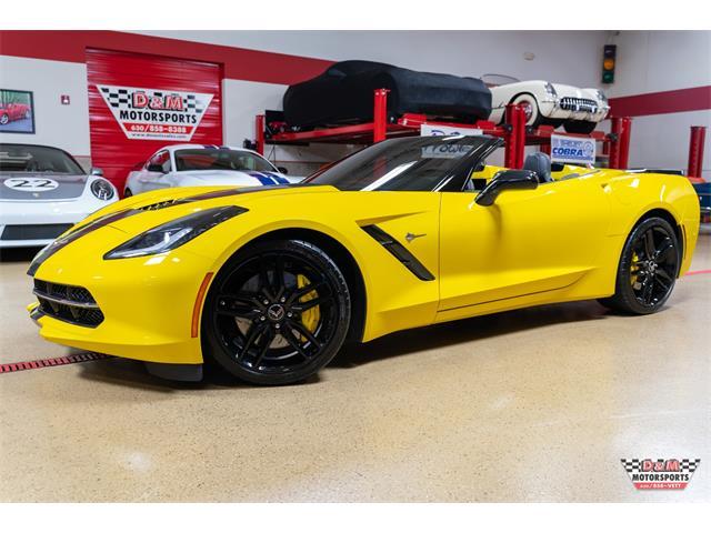 2014 Chevrolet Corvette (CC-1292461) for sale in Glen Ellyn, Illinois