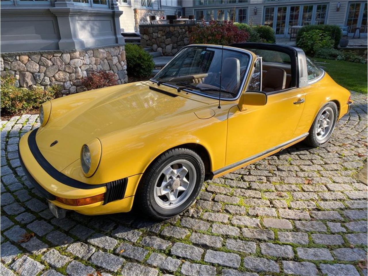 1976 Porsche 911S (CC-1292478) for sale in Holliston, Massachusetts