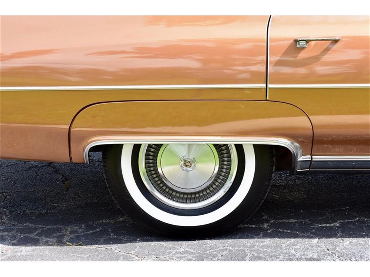 1974 Cadillac Fleetwood (CC-1292479) for sale in Delray Beach, Florida