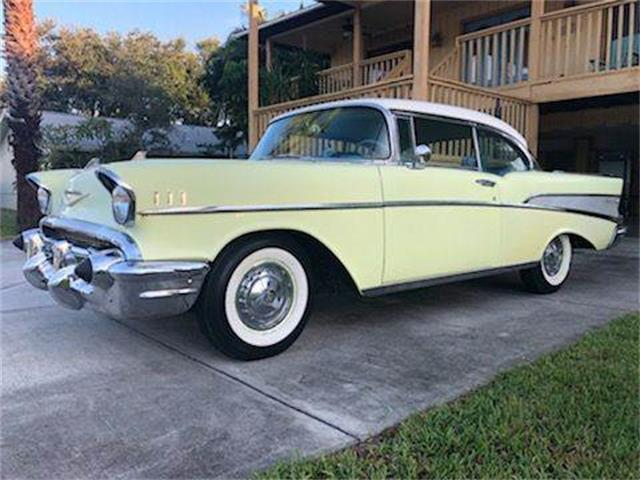 1957 Chevrolet Bel Air (CC-1292482) for sale in Taylorsville, North Carolina