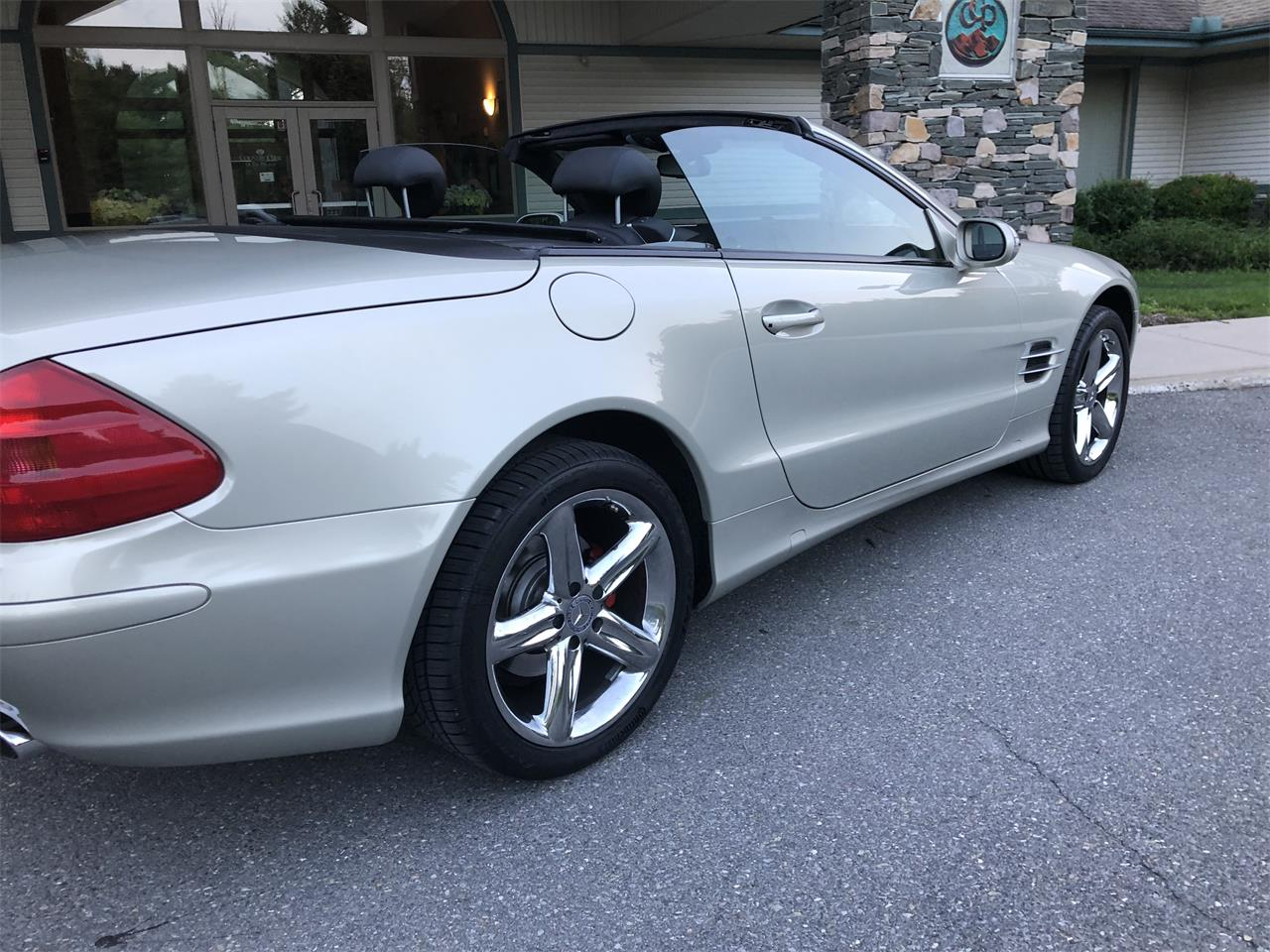 2003 Mercedes-Benz SL500 (CC-1292507) for sale in St. Louis , Missouri