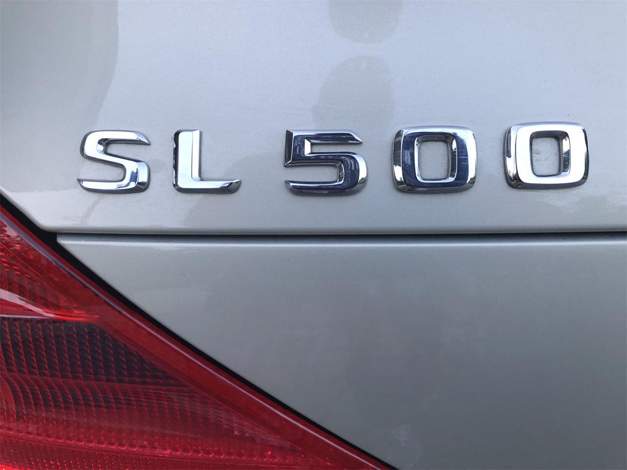 2003 Mercedes-Benz SL500 (CC-1292507) for sale in St. Louis , Missouri