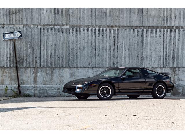1988 Pontiac Fiero (CC-1292511) for sale in Pontiac, Michigan