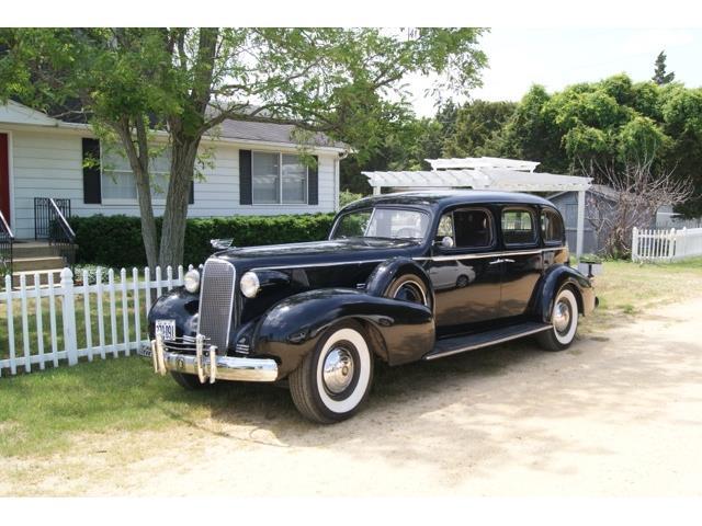 1937 Cadillac Series 75