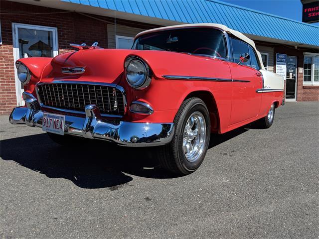 1955 Chevrolet Bel Air (CC-1292518) for sale in HOLYOKE, Massachusetts
