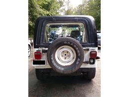 1985 Jeep CJ7 (CC-1292528) for sale in West Boylston, Massachusetts