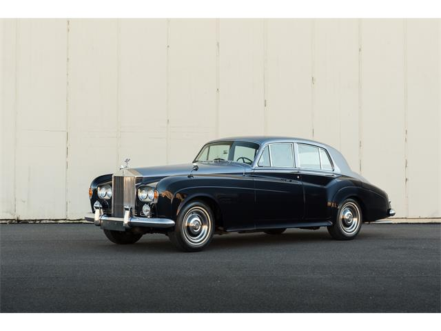 1963 Rolls-Royce Silver Cloud III (CC-1292531) for sale in Philadelphia, Pennsylvania