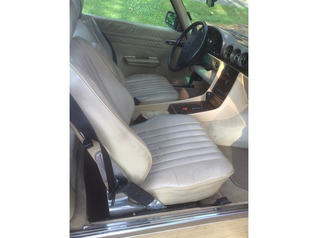 1989 Mercedes-Benz 560SL (CC-1292559) for sale in Marietta, Georgia