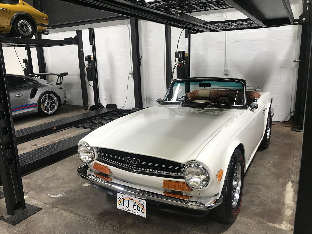 1973 Triumph TR6 (CC-1292571) for sale in honolulu, Hawaii