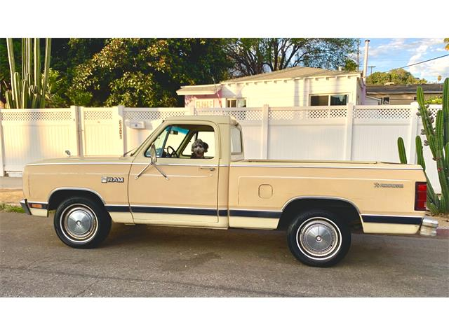1982 Dodge D150 (CC-1292576) for sale in Los Angeles, California