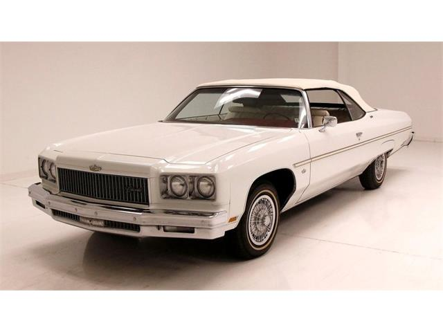 1975 Chevrolet Caprice (CC-1292579) for sale in Morgantown, Pennsylvania