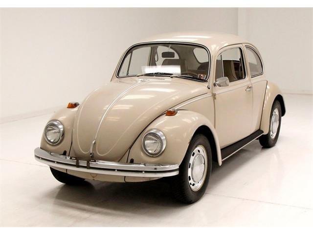 1968 Volkswagen Beetle (CC-1292585) for sale in Morgantown, Pennsylvania