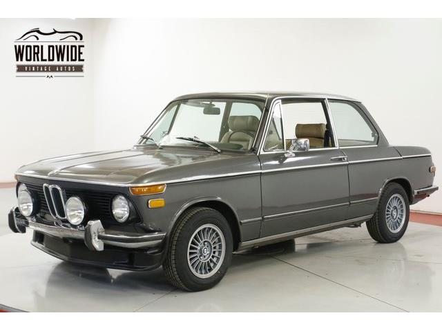 1975 BMW 2002 (CC-1292593) for sale in Denver , Colorado