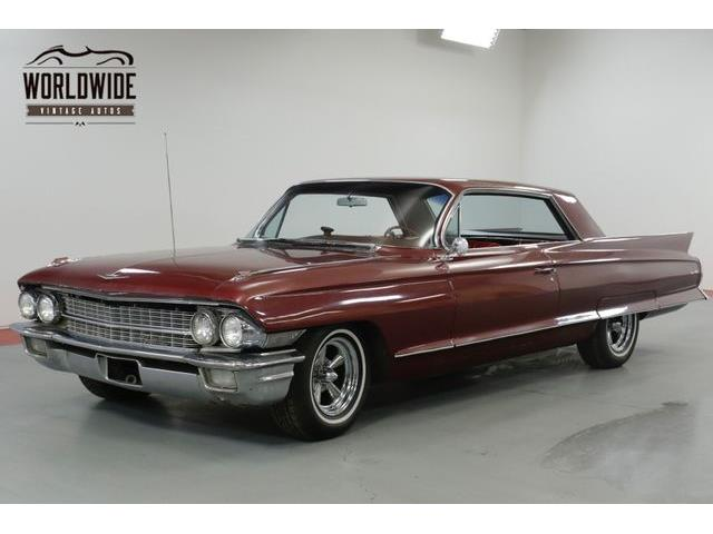 1962 Cadillac DeVille (CC-1292595) for sale in Denver , Colorado