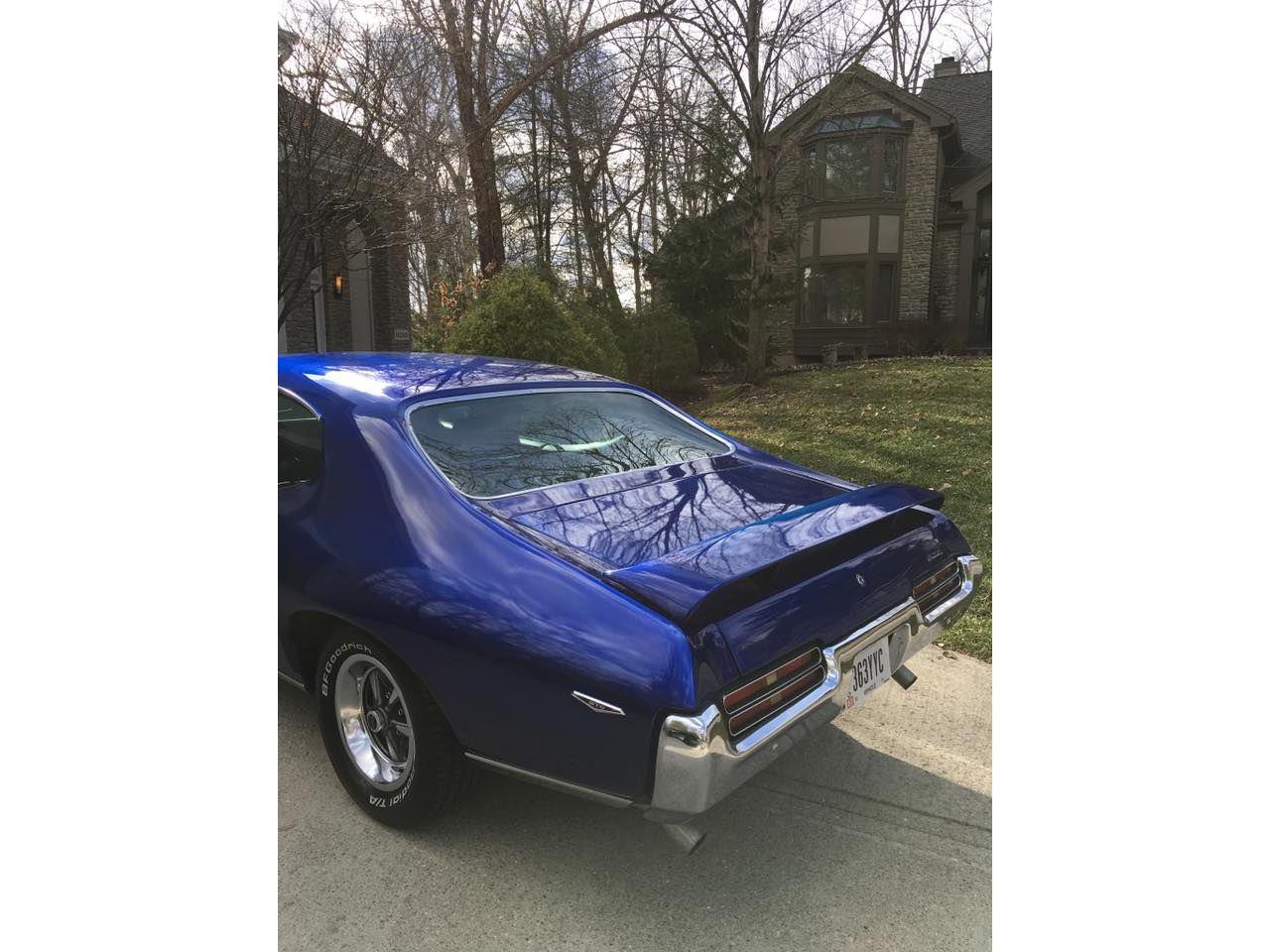 1969 Pontiac GTO (CC-1292639) for sale in West Pittston, Pennsylvania