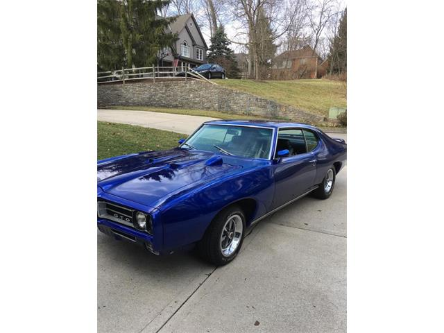 1969 Pontiac GTO (CC-1292639) for sale in West Pittston, Pennsylvania
