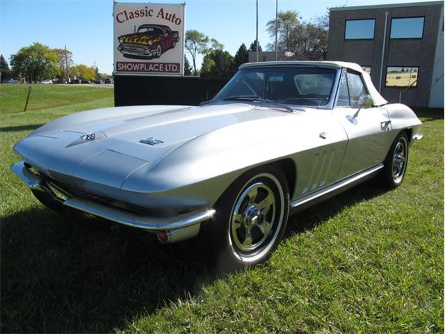 1966 Chevrolet Corvette (CC-1292690) for sale in Troy, Michigan