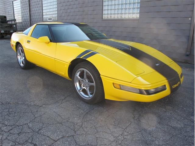 1995 Chevrolet Corvette (CC-1292694) for sale in Troy, Michigan