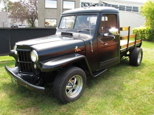 1953 Willys Pickup (CC-1292709) for sale in Troy, Michigan