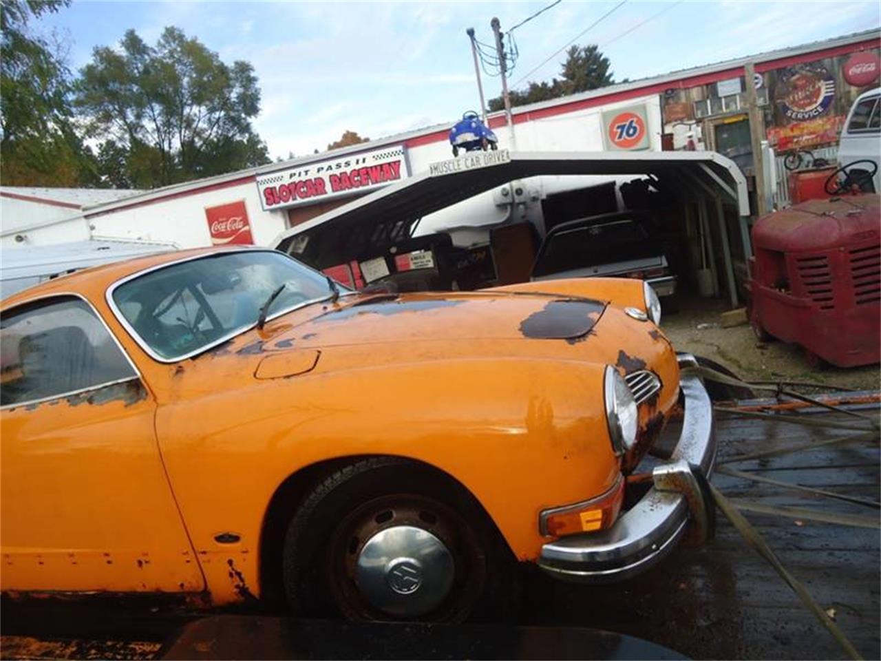 1973 Volkswagen Karmann Ghia (CC-1292711) for sale in Jackson, Michigan