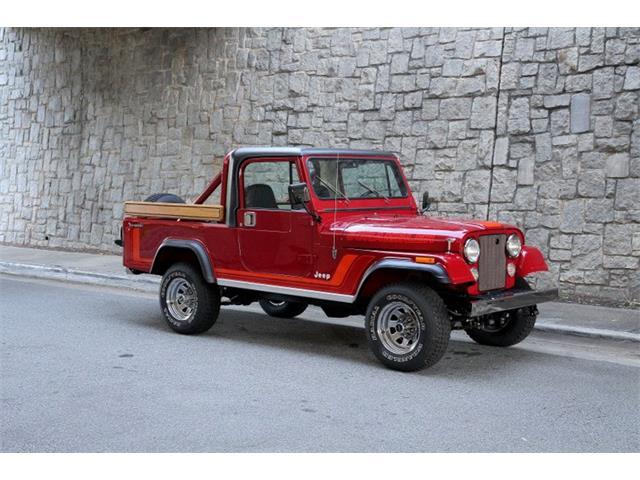 1981 Jeep CJ8 Scrambler (CC-1292722) for sale in Atlanta, Georgia