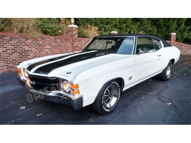 1971 Chevrolet Chevelle (CC-1292723) for sale in Huntingtown, Maryland