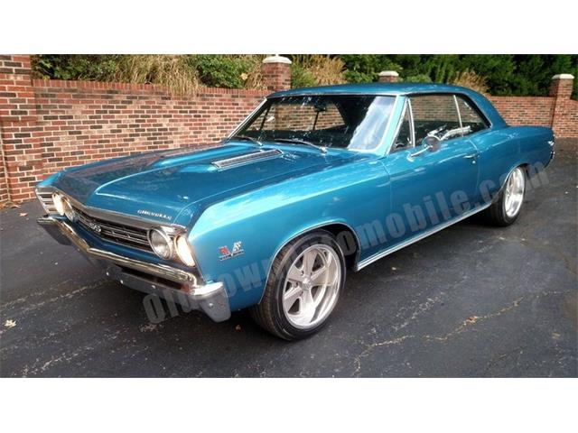 1967 Chevrolet Chevelle (CC-1292725) for sale in Huntingtown, Maryland