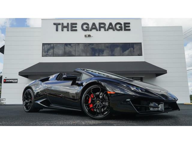 2019 Lamborghini Huracan (CC-1292730) for sale in Miami, Florida