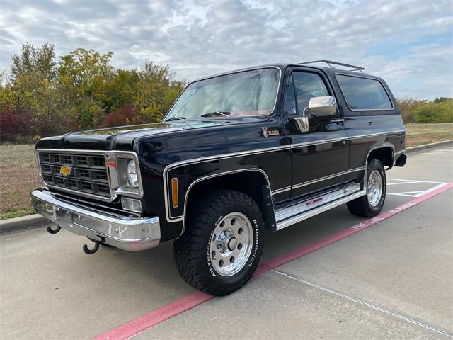 1978 Chevrolet Blazer (CC-1292733) for sale in Carrollton, Texas