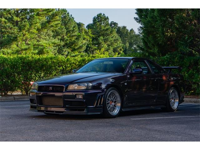 1999 Nissan Skyline (CC-1292739) for sale in Raleigh, North Carolina
